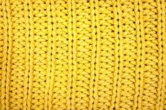 Plaited linen fabric Stock Photo