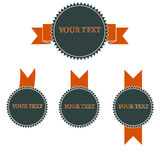 Plak uw tekst Royalty-vrije Stock Fotografie