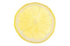 Plak van citroen Royalty-vrije Stock Afbeelding