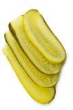Plak van groenten in het zuur Royalty-vrije Stock Afbeelding
