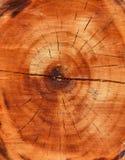 Plak van houten hout royalty-vrije stock fotografie