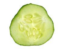 Plak van komkommer Royalty-vrije Stock Afbeeldingen