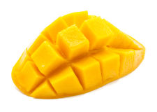 Plak van mango Royalty-vrije Stock Fotografie