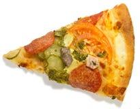 Plak van Pizza Royalty-vrije Stock Fotografie