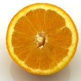 Plak van Sinaasappel Royalty-vrije Stock Afbeeldingen