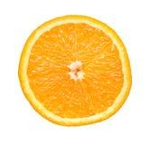 Plak van sinaasappel Royalty-vrije Stock Foto's