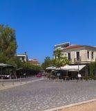 Plaka, Athènes, Grèce Photos stock