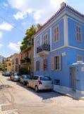Plaka, Athènes, Grèce Photo libre de droits