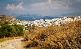 Plaka city Royalty Free Stock Photo