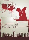 plakat muzyki. ilustracji