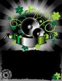 plakata muzyczny wektor Fotografia Royalty Free