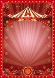Plakatowi boże narodzenia cyrkowi Zdjęcie Royalty Free