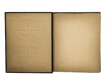 Plakboek Stock Afbeeldingen