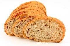 Plakken van traditioneel brood Stock Afbeelding