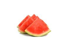Plakken van watermeloen Royalty-vrije Stock Fotografie