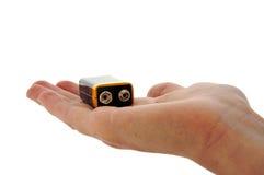 plam pp3 de la batterie 9v Photographie stock
