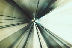 Plama abstrakta i ruchu tła skutek Fotografia Stock