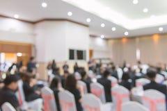 Plama biznesowa konferencja i prezentacja w konferenci h obrazy stock