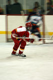 plama hokeja lodu Zdjęcia Royalty Free