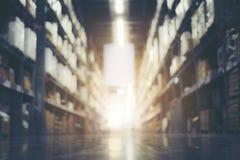 Plama produktu Magazynowy inwentarzowy zapas dla logistycznie tła zdjęcia stock
