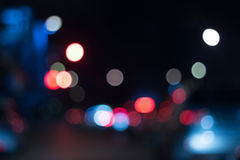Plama ruch 50mm plam tła wpływu pożarów nocy nikkor strony strona plama abstrakcyjna Zamazany wizerunek fe Obraz Stock