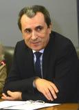 Plamen Oresharski, Pierwszorzędny minister Bułgaria Fotografia Royalty Free