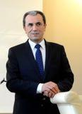 Plamen Oresharski, Pierwszorzędny minister Bułgaria Zdjęcia Stock