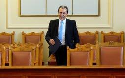 Plamen Oresharski, Pierwszorzędny minister Bułgaria Obrazy Royalty Free