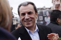 Plamen Oresharski Prime-Minister von Republik Bulgarien lizenzfreie stockfotos
