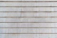 Plami białego betonowej ściany tło Fotografia Stock