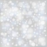 plamy bokeh świąt enhaced światła Obrazy Royalty Free