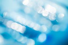 Plamy bokeh światło abstrakcyjny t?o obraz royalty free