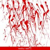 Plamy krwionośne plamy Obrazy Stock