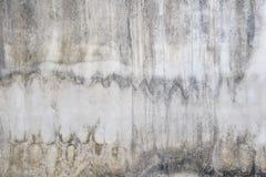 Plamy na cementowych ścianach, Smudge na starych ścianach zdjęcia royalty free