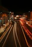 plamy w mieście Zdjęcie Royalty Free