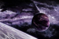 Planète #1 Photographie stock