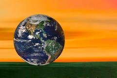 Planète photographie stock