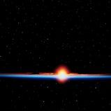 Planète 3 Photos stock