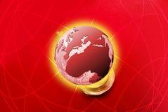 planète 3d Photos libres de droits