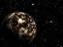 Planète Photo libre de droits