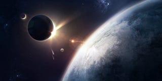 Planète Photographie stock libre de droits