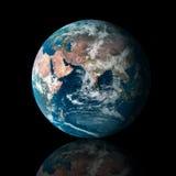 Planète bleue Image stock