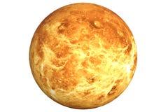 Planète de Sun dans l'espace d'isolement sur le fond noir, rendu 3d illustration de vecteur
