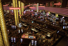 Planète Hollywood de casino Images stock