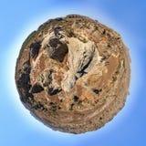 Planète Isalo Photographie stock