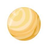 Planète Venus Icon Photographie stock libre de droits