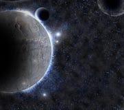 Planètes illustration de vecteur