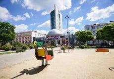 Planétarium à Donetsk Image libre de droits