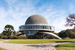 Planétarium, Buenos Aires Argentinien Image stock