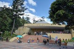 Planétarium de Bogota Image stock